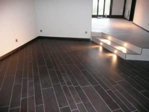 Plytelių Guru grindų darbo pavyzdys